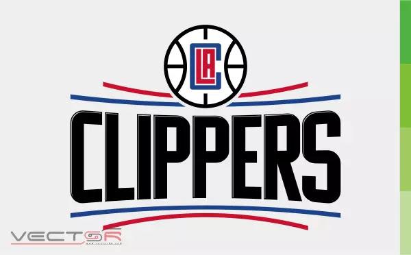 LA Clippers Logo - Download Vector File CDR (CorelDraw)