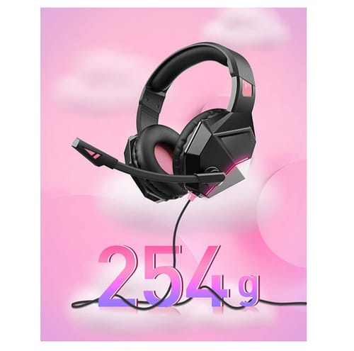 MP Tech AK PS5 Gaming Headset with 3D Stereo Sound
