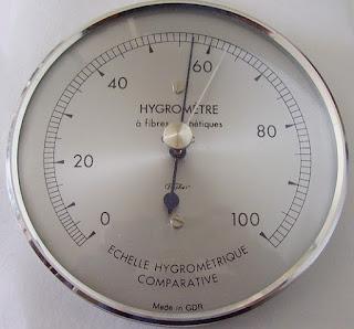 higrometer alat ukur besaran turunan