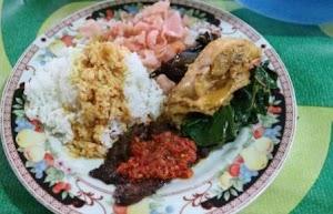 Ampera Restaurant / Ampera Rice Noodles Bandung - Bandung Culinary