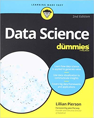 Data Science for Dummies book by Lillian Pierson