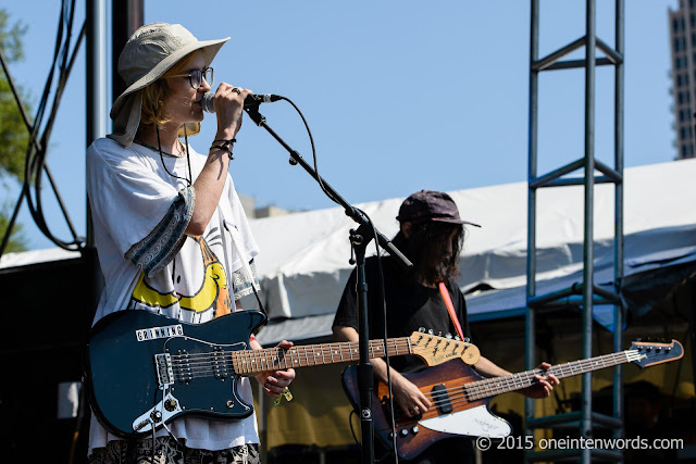 Diiv at Time Festival August 15, 2015 Fort York Photo by John at One In Ten Words oneintenwords.com toronto indie alternative music blog concert photography pictures