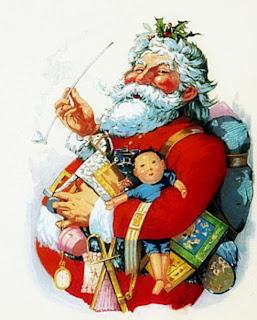 O Papai Noel Desenhado por Thomas Nast Foi Consagrado pela Coca Cola