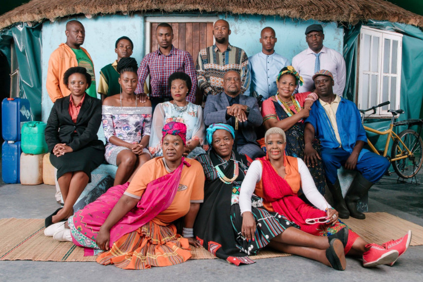 South Africa's First Ever Xitsonga Drama Series 'Giyani Land Of Blood' Epitomizes Leveraging Cultural Diversity & Inclusion To Strengthen Representation