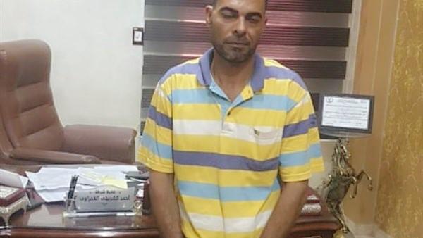 عنتيل قرية كفر حجازى بالمحلة