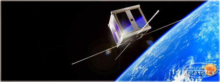 satélite brasileiro serpens na Estação Espacial Internacional ISS