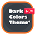 DARK COLOR CM12 THEME
