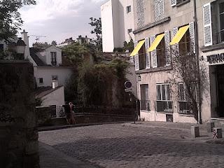 Montmartre Places superbes au charme irrésistible.