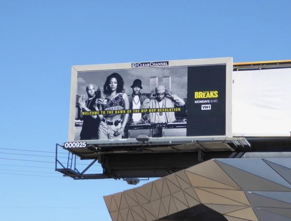 Breaks season 1 billboard