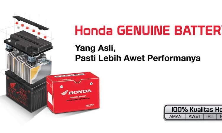 Bingung Merawat Aki Sepeda Motor Honda? Simak Tips dari Astra Motor Kalbar Berikut Ini