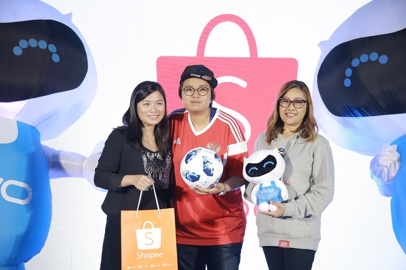 Vivo Brings More Shopping Options through Partnership with Shopee and Akulaku