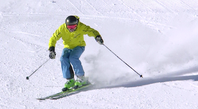 The PMTS, Harb Ski System leaves nothing to chance.