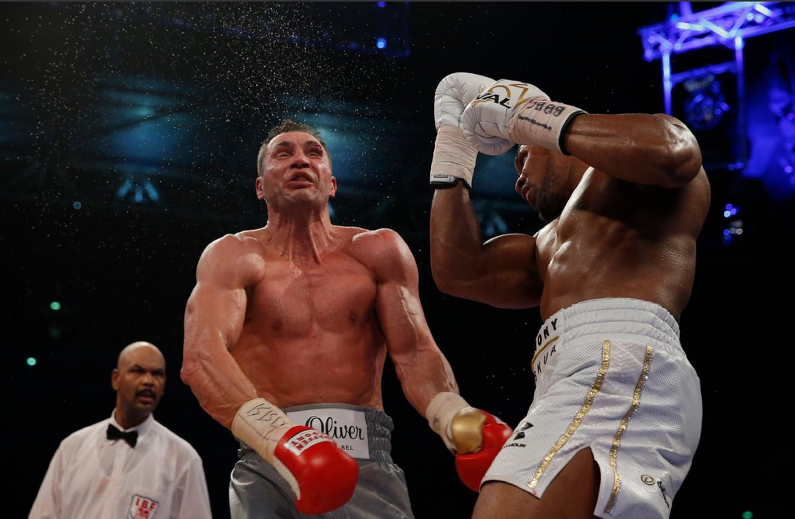ANTHONY JOSHUA VS. WLADIMIR KLITSCHKO 2