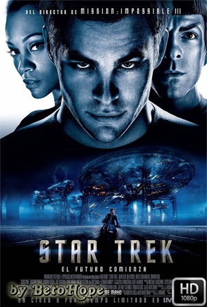 Star Trek (2009) [1080p] [Latino-Ingles] [Google Drive] GloboTV