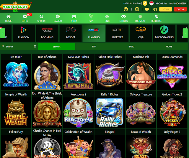 Masterslot88 Link Resmi Daftar Slot Online Playngo Profile