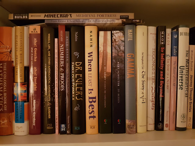 boekenkast van zwagerlief