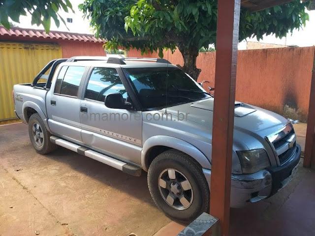 Veículo roubado em Porto Velho é recuperado em menos de 5 horas pela Polícia de Guajará-Mirim