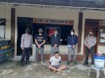 Cabuli Anak Tirinya, Heri Warga Pekon Mekarsari Ditangkap Polisi