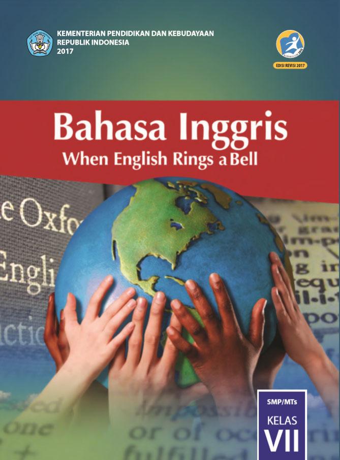 Download Buku Siswa Bahasa inggris Kelas VII SMP Kurikulum 2013