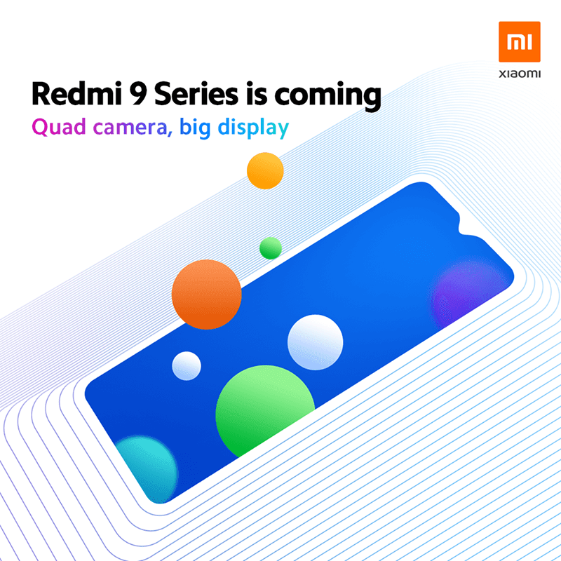 Entry-level Redmi 9 phones to launch in PH