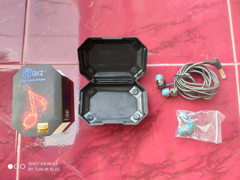 Paket Pembelian QKZ DM7