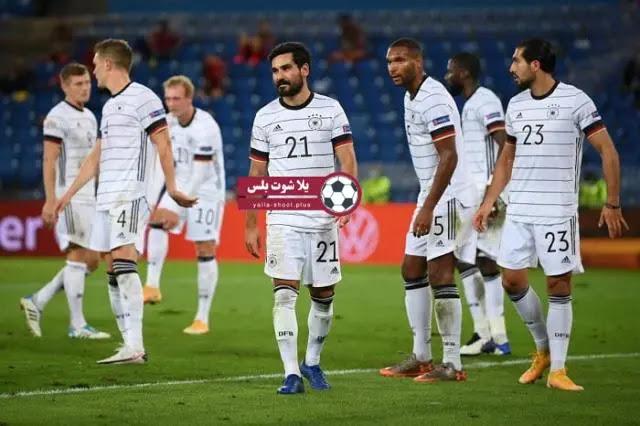 موعد مباراة المنتخب الالماني والايسلندي في تصفيات كأس العالم 2022