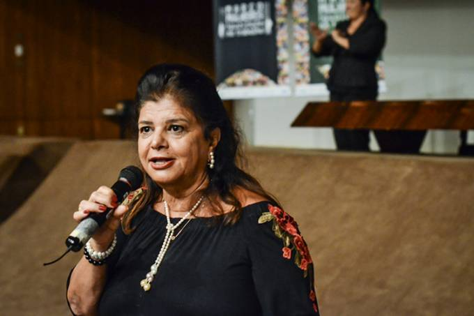 Luiza: os políticos continuam sonhando com ela     Ana Volpe/Agência Senado