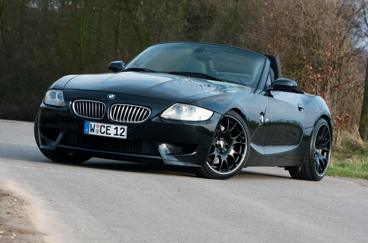 Cars Showroom: BMW-Z4 2010