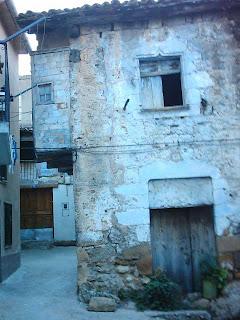 lo castellá, lo castellà, barrio, Beceite, Beseit, casco antiguo de Beceite 5