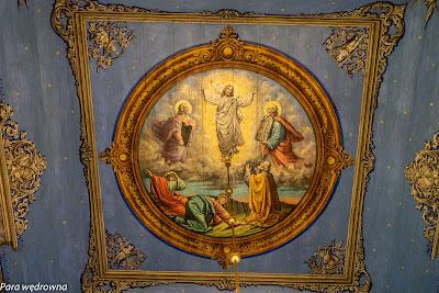 Malowidło nad nawą główną