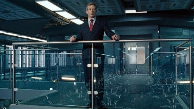 Nolan Sorrento (Ben Mendelsohn) dans Ready Player One