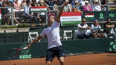 20 milliárdért rendeznének teniszversenyt Budapesten