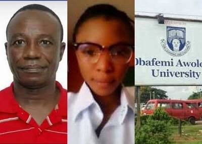 OAU Sacks Professor Accused Of Demanding For S*x
