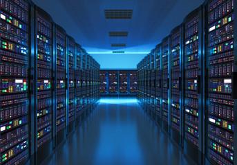 Servers computers