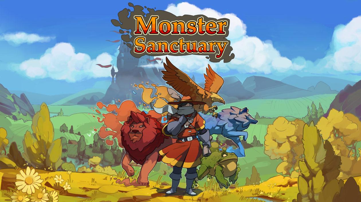 Análise: Monster Sanctuary (Switch) ? treine monstrinhos e batalhe em um metroidvania cativante