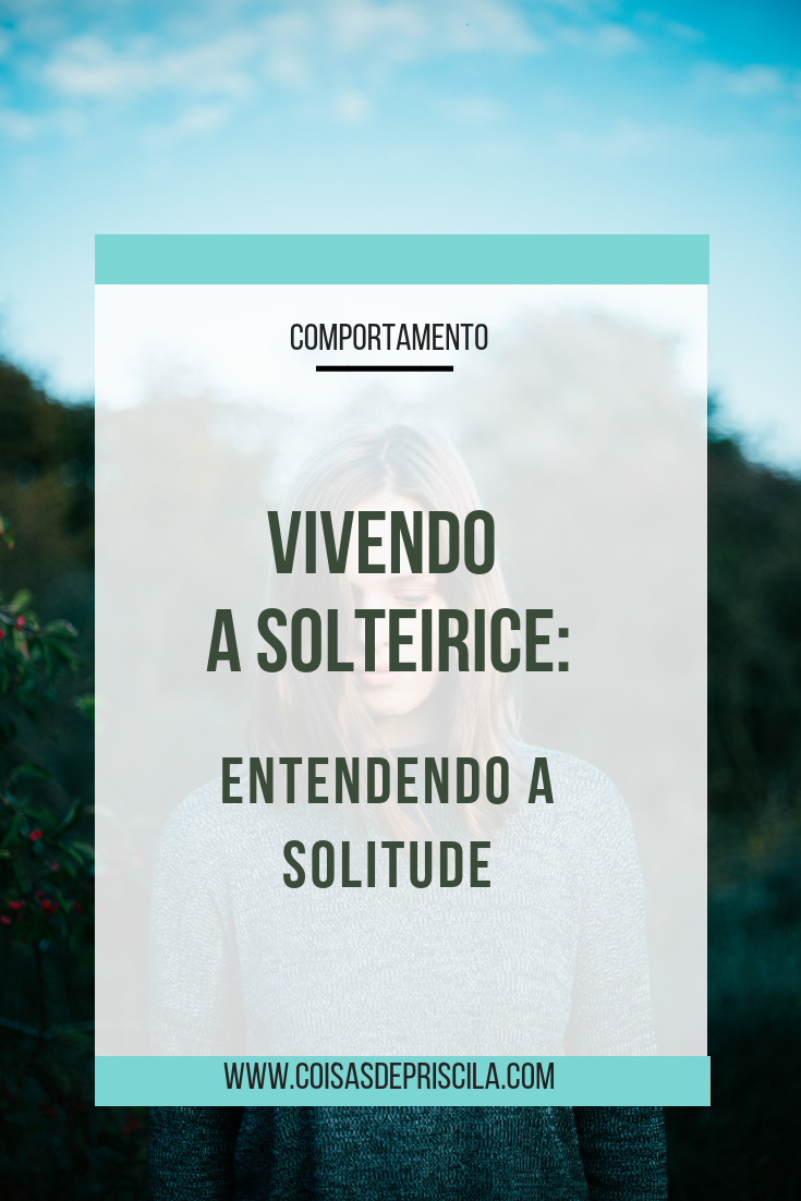 Entendendo a solitude
