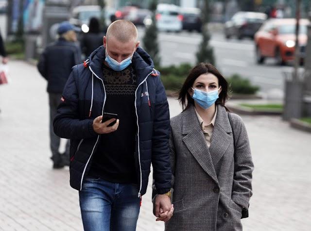 Gyorsult a koronavírus-járvány terjedése Ukrajnában