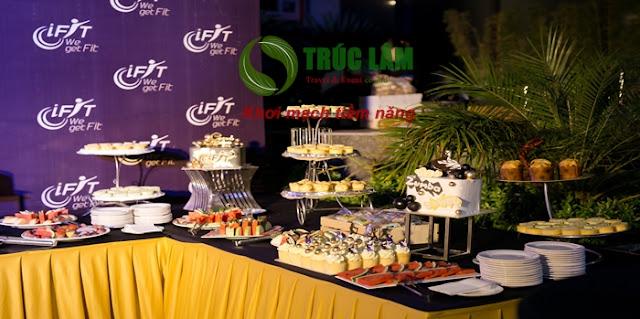 Tiệc trà lưu động tại Hạ long, Quảng Ninh