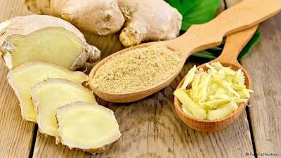 khasiat jahe untuk kesehatan