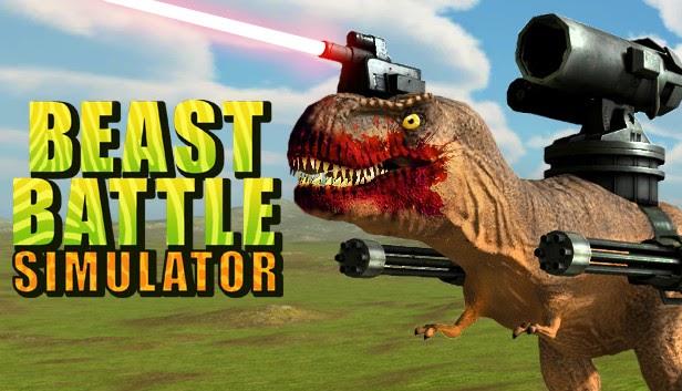 تحميل لعبة beast battle simulator للكمبيوتر من ميديا فاير