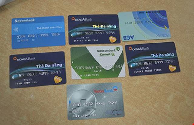Mở thẻ ATM không còn phải đăng ký hợp đồng theo mẫu