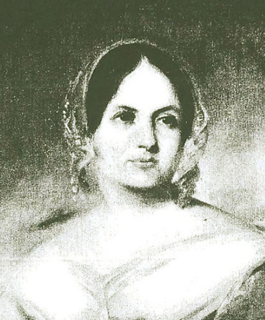 Maryland And Moved To The Far Western Territory Of Kentucky When She Was A Young Child In 1799 Married Lawyer Henry Clay Lexington