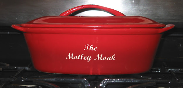 The Motley Monk Omnibus