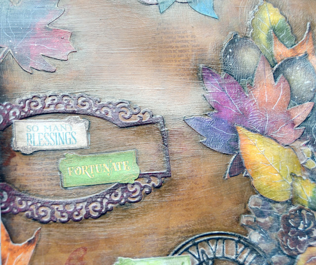 Dreams of Autumn & Time and Place_ Thanksgiving Blessed Art Journal Page_Denise_21 Nov 05