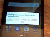 Mengatasi Asus Z00RD Muncul Sayangnya Google Play Telah Berhenti