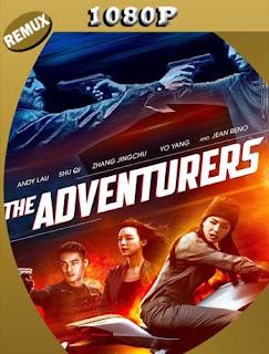 Los Aventureros (2017) REMUX [1080p] Latino [GoogleDrive] SilvestreHD