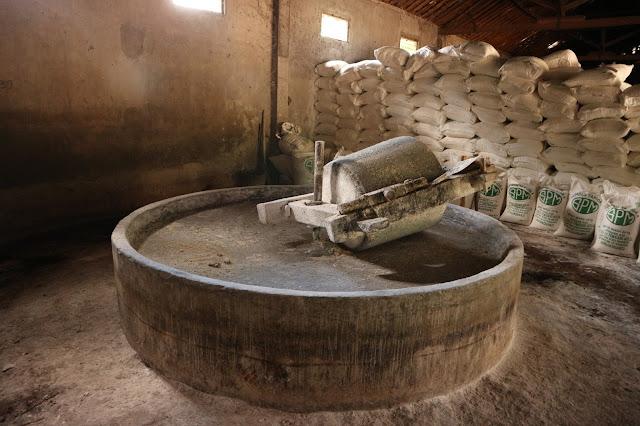 Cerita Foto, Pabrik Mie Lethek