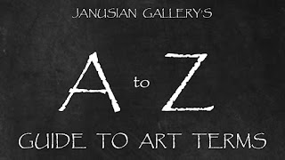 header art for Janusian Gallery's A-Z Guide to Basic Art Terms