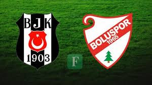 Besiktas VS Boluspor