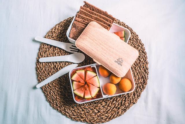 Umami Bento - healthy Snack